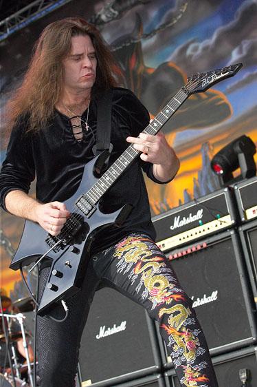 Tidenes Beste Dio Gitarist: Craig Goldy